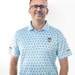 Golf Mates Special Edition Polo Shirt - Light Blue Image